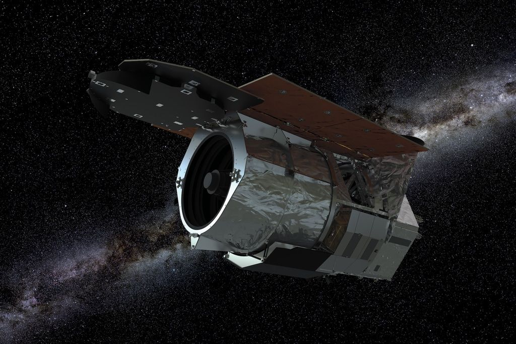 NASA's WFIRST Space Telescope, a Refurbished Spysat Eye, Passes Early Review