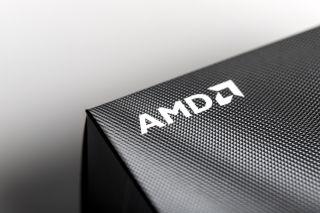 AMD stylized logo