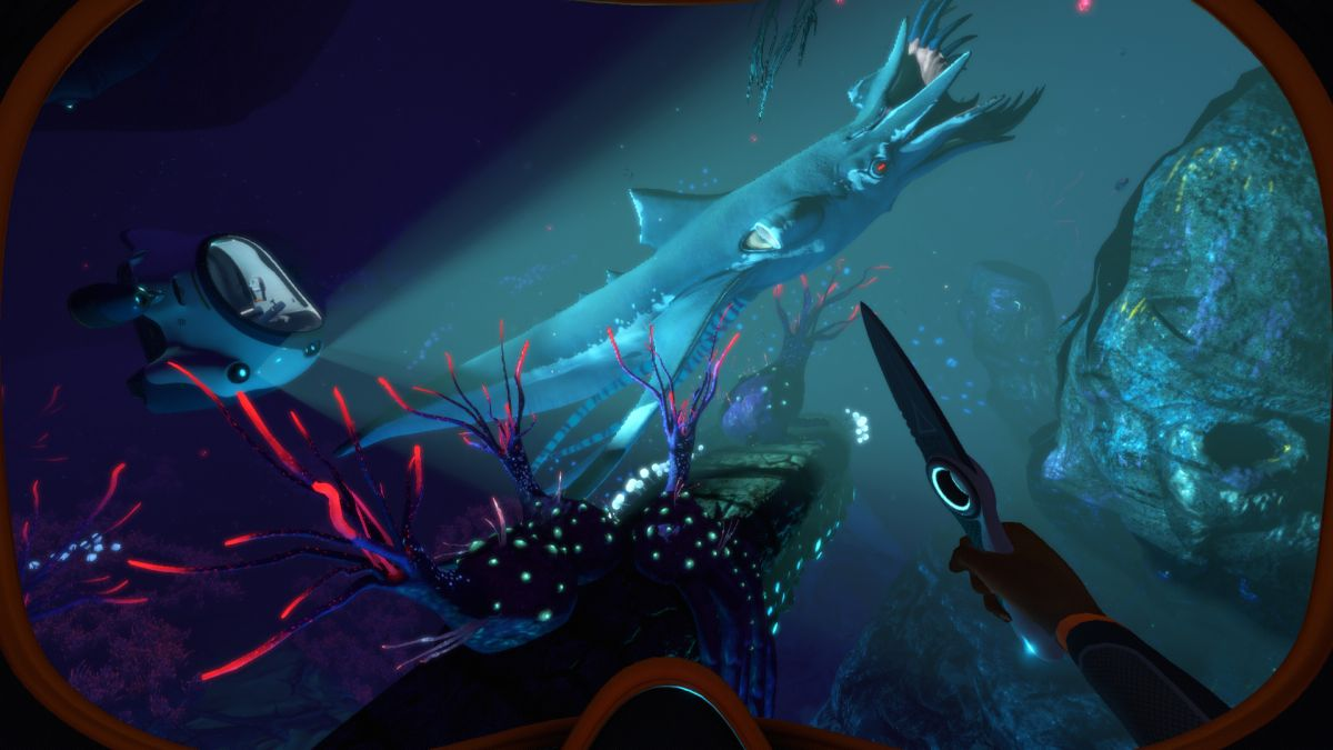 Reviewing the critters of Subnautica: Below Zero