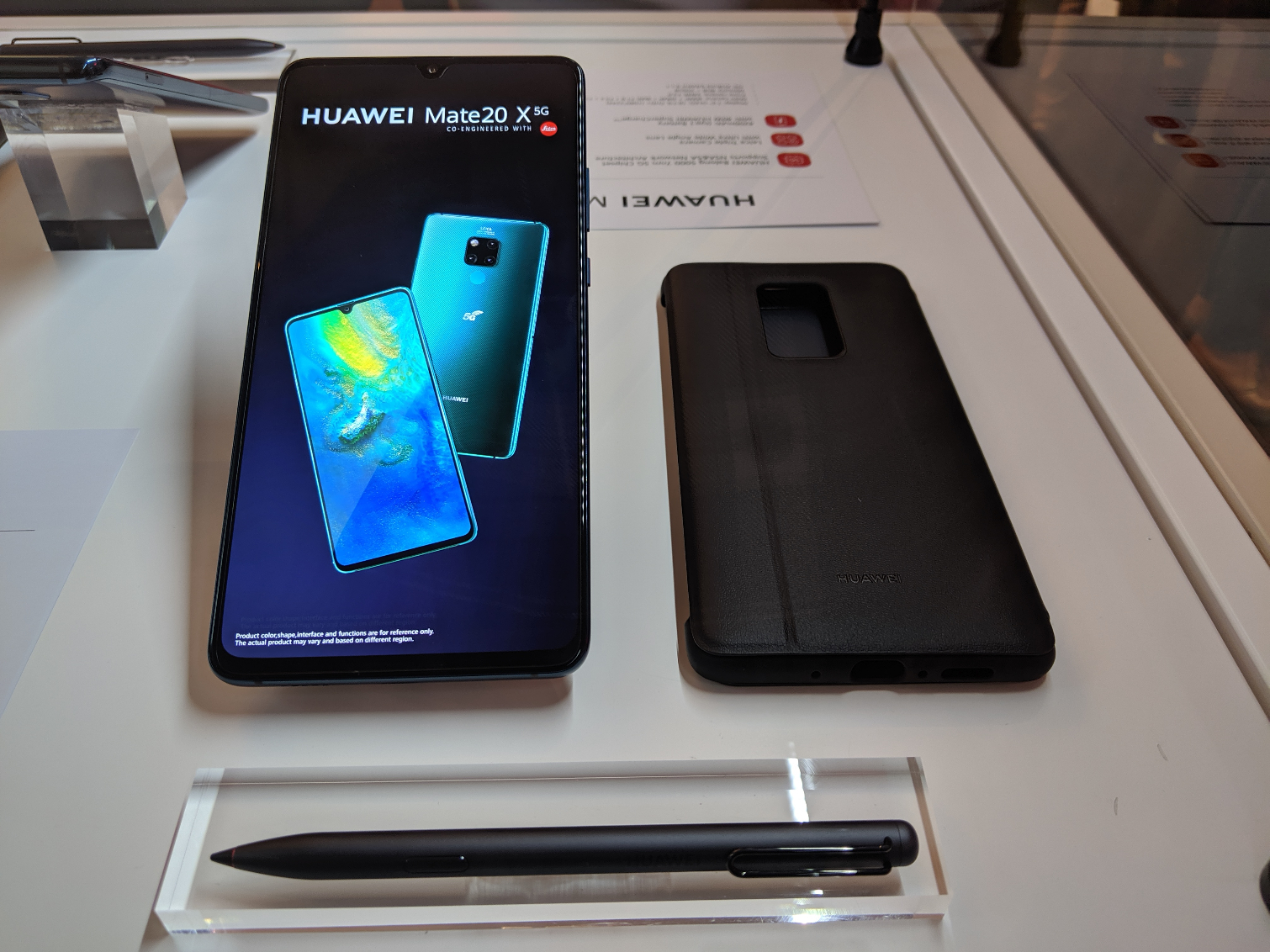Huawei Reveals UK Release Date for Mate X and 5G Mate 20 X | Tom's Guide