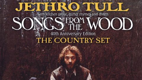 Cover art for Jethro Tull - Songs From The Wood – 40th Anniversary Edition album