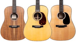 Martin 2019 fall acoustic guitar releases