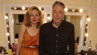 Nancy Carroll and Roger Allam