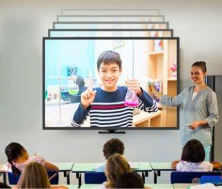 MantelMount's flat screen TV mounting system