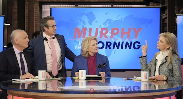 murphy brown revival