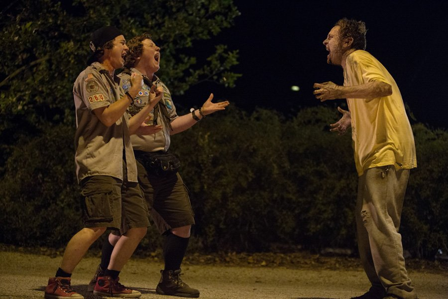 5 Fascinating Things We Learned On The Set Of Scouts Guide To The Zombie Apocalypse #8717