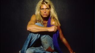 Steel Panther's Michael Starr on the legendary David Lee Roth