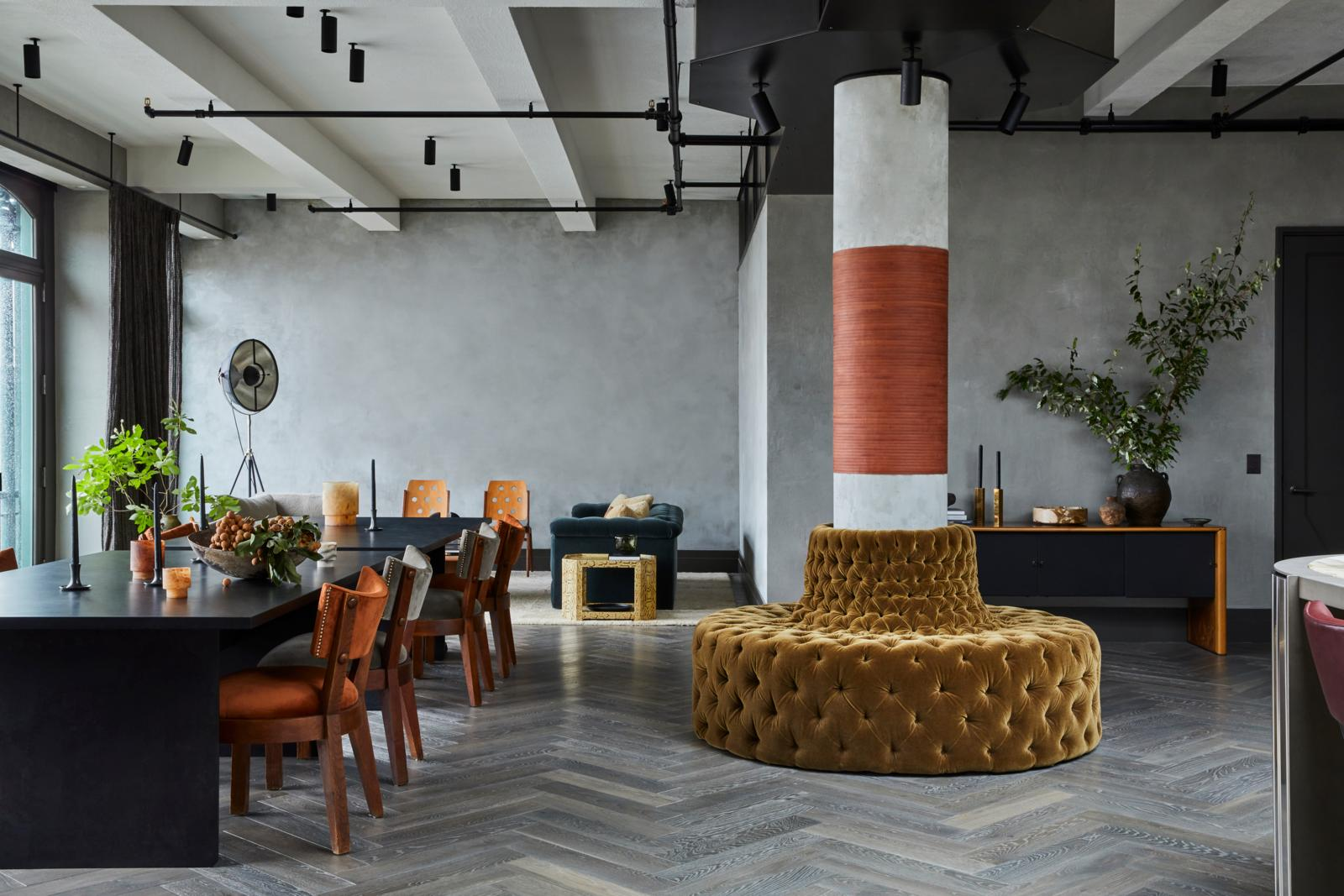 New York Apartment Party House Or Sophisticated Soho Loft This New York Apartment Is Both Livingetc