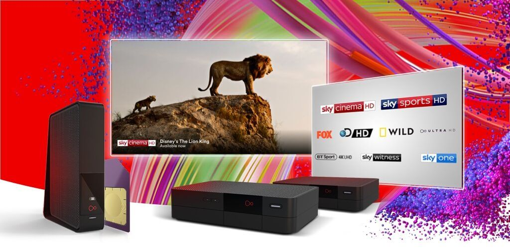 TV bonanza! Virgin Media is giving away 25 channels FREE to TV customers