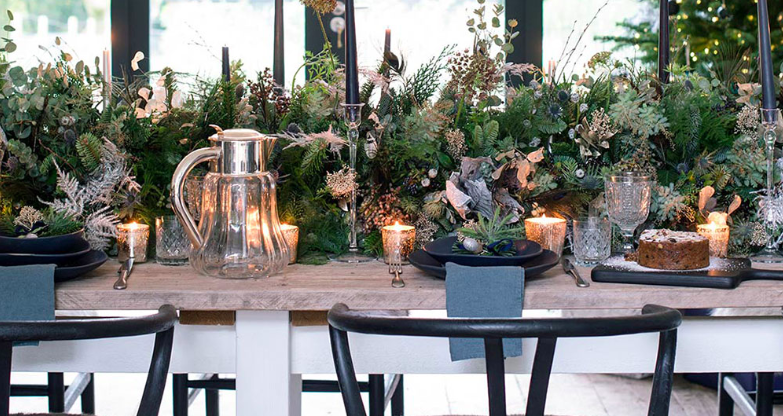 Christmas dining room ideas that are perfect for festive feasting