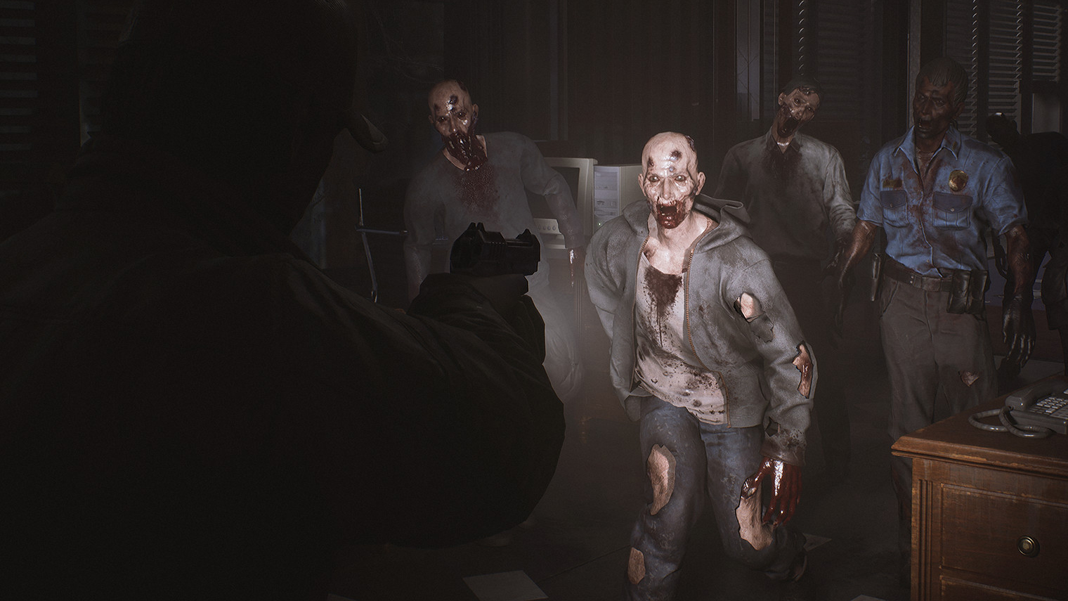 The Day Before gameplay trailer shows 10 minutes of zombie shooting and farmhouse looting
