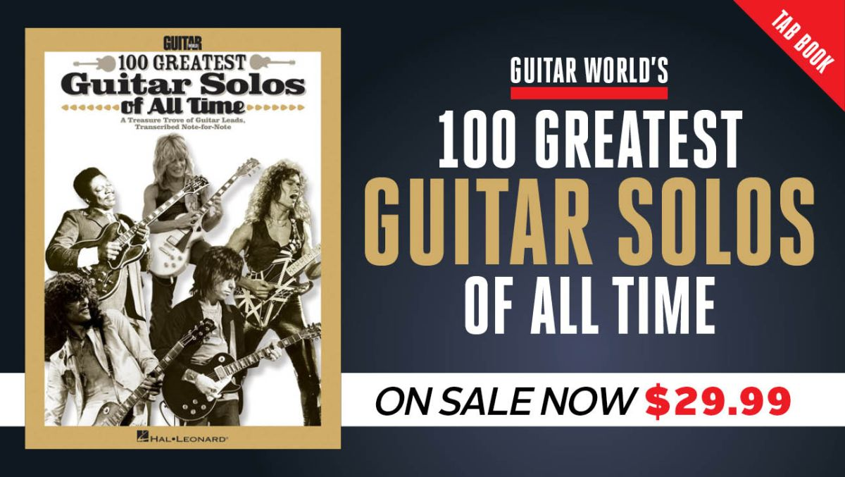 learn how to play guitar world 39 s 100 greatest guitar solos of all time guitarworld. Black Bedroom Furniture Sets. Home Design Ideas