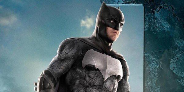Batman's Justice League poster