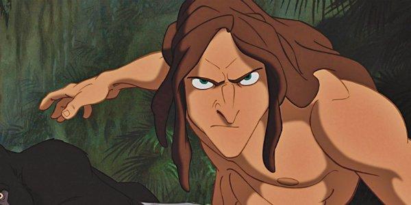 The Legend Of Tarzan 2021