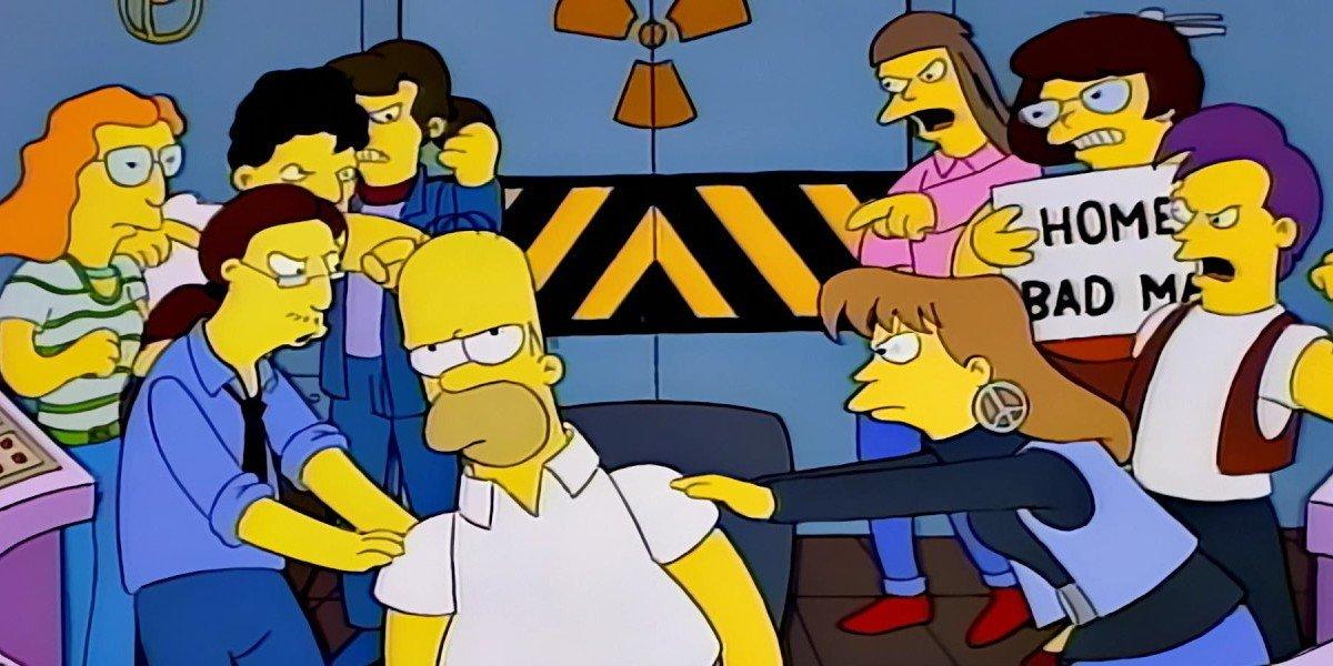 """Homer Badman"""
