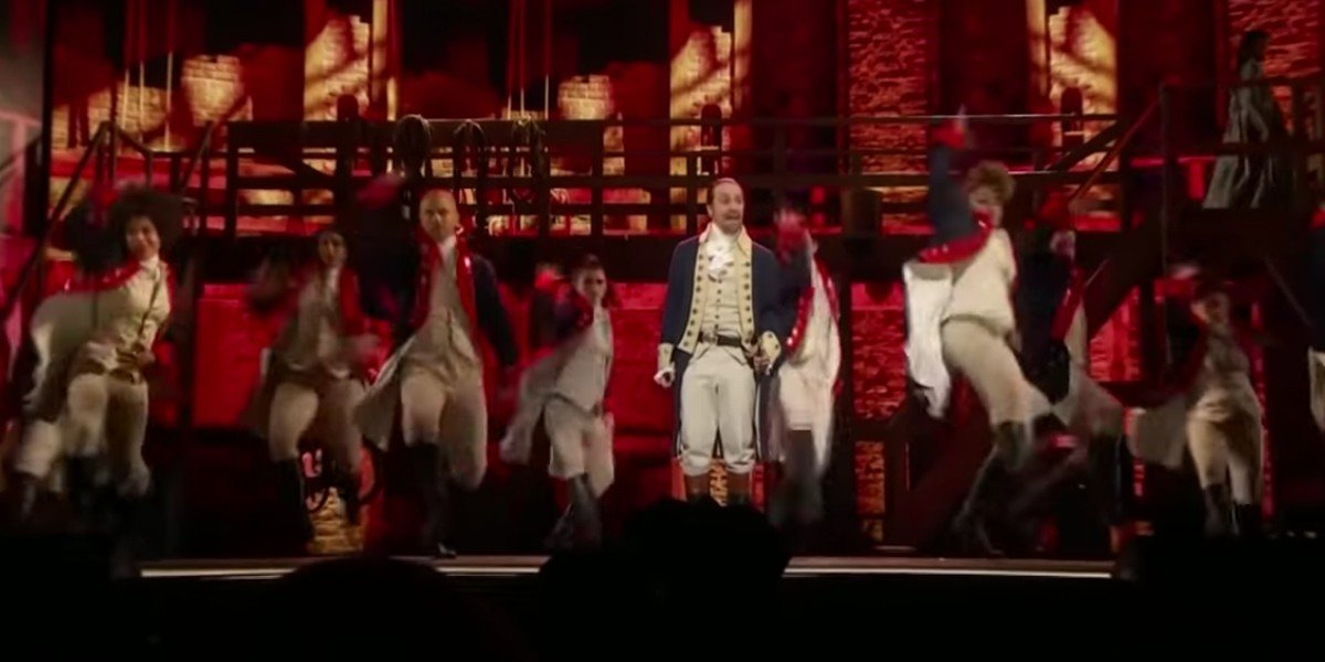 Lin-Manuel Miranda and Hamilton Cast Perform at Tony Awards