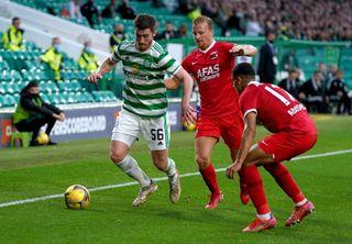 Celtic v AZ Alkmaar – UEFA Europa League – Play-Off – First Leg – Celtic Park