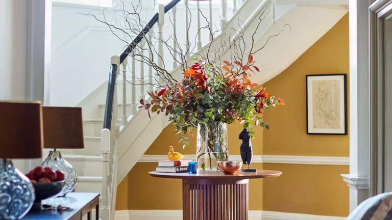 A hallway design by John Lewis & Partners