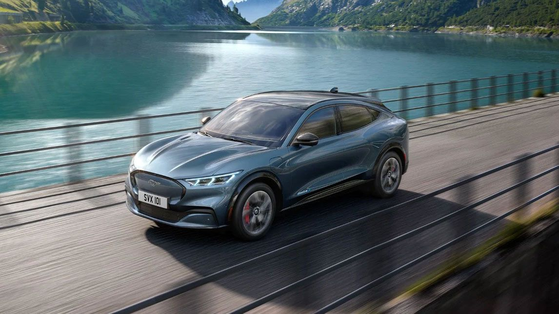 Ford Mustang Mach E Release Date Price News And Features Techradar