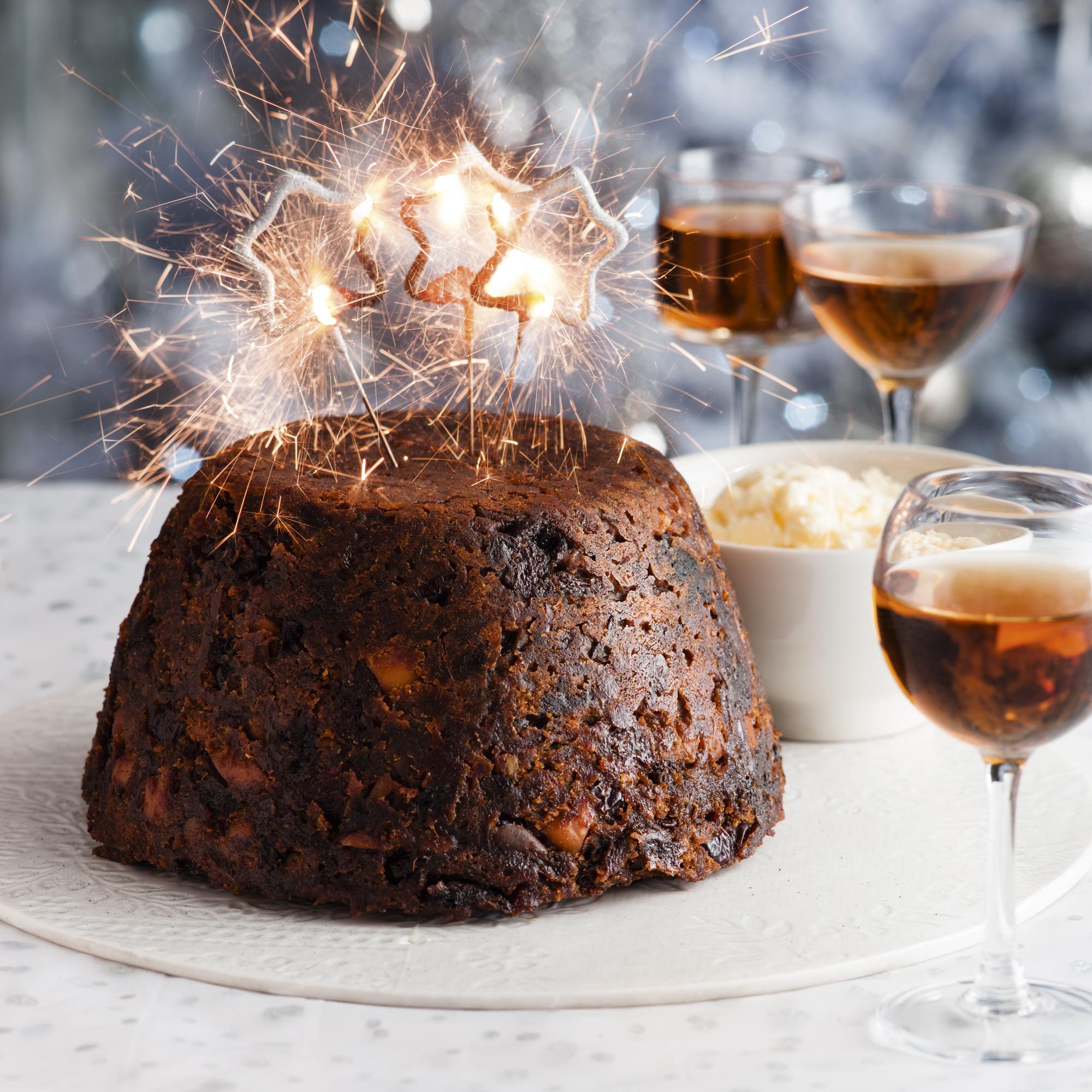 Traditional Christmas Pudding Recipe Recipe