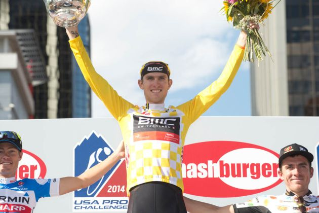 Stage 7 of the 2014 USA Tejay van Garderen, Pro Challenge, Boulder to Golden to Denver, Colorado