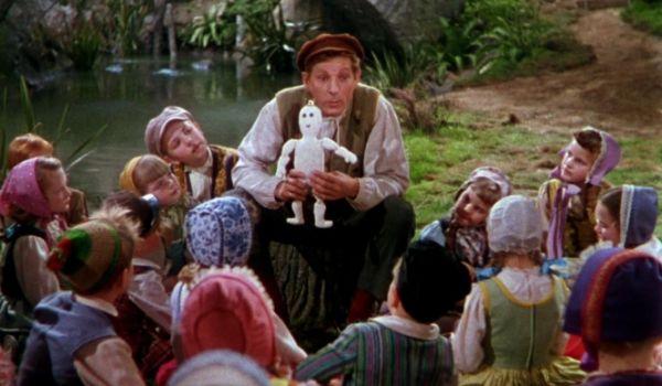 Danny Kaye as Hans Christian Andersen