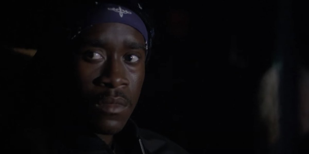 Don Cheadle in Colors