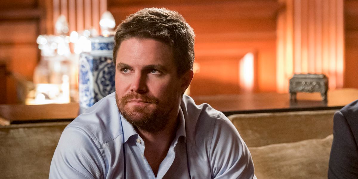 Arrow Alum Stephen Amell Is 'Recovering' After Suffering An Injury On The Set Of His New Show