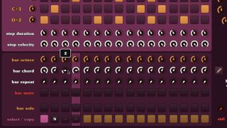 Fire up a step sequencer and you'll find your MIDI parts heading in a whole new direction