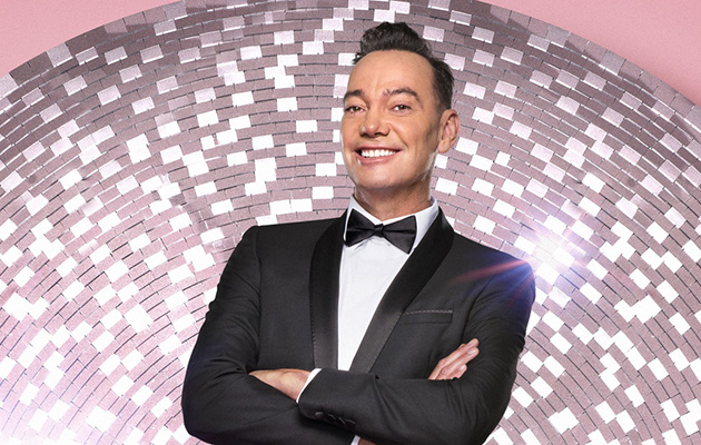 Strictly Come Dancing judge Craig Revel Horwood