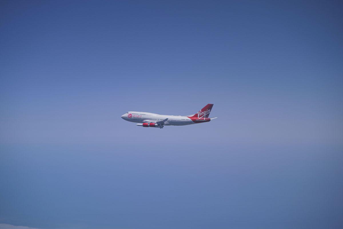 Virgin Orbit's 1st test launch fails to reach orbit