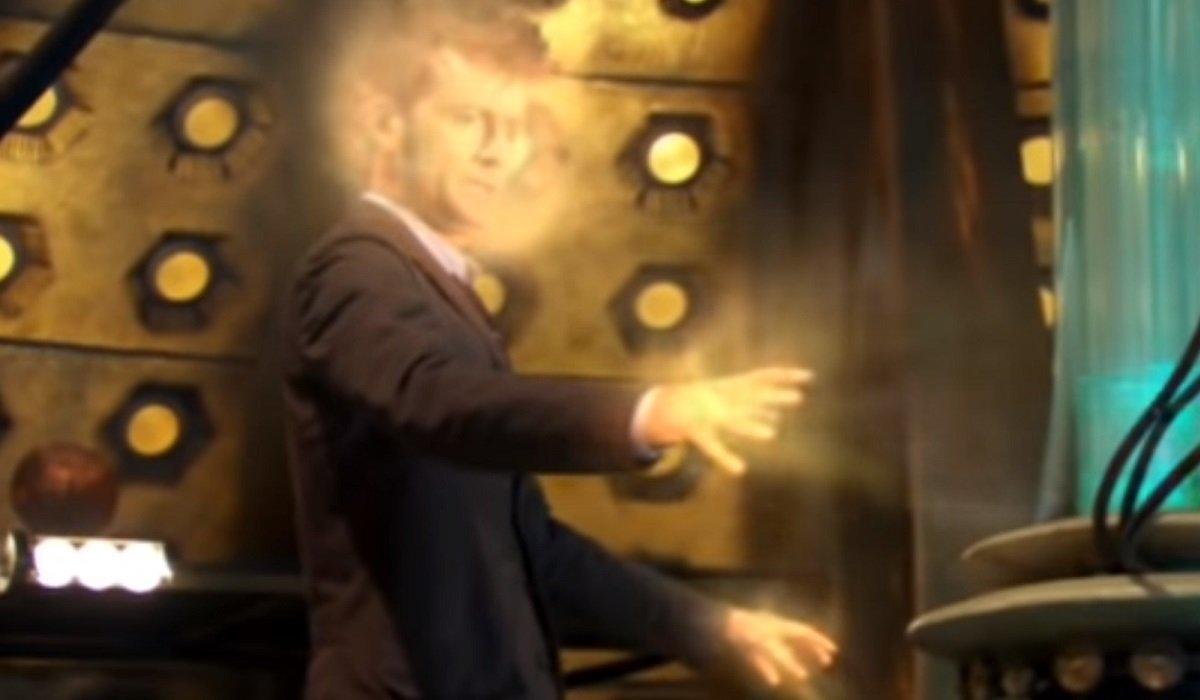 David Tennant Doctor Who BBC