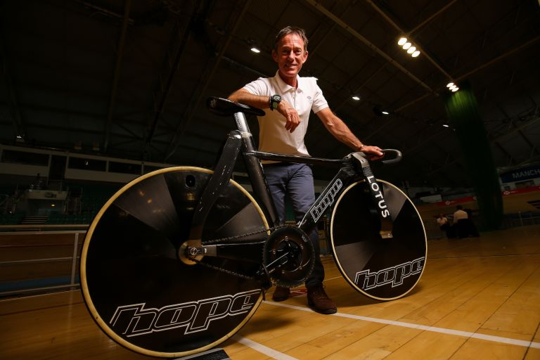 British Cycling performance director Stephen Park