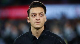 Mesut Ozil Man Utd