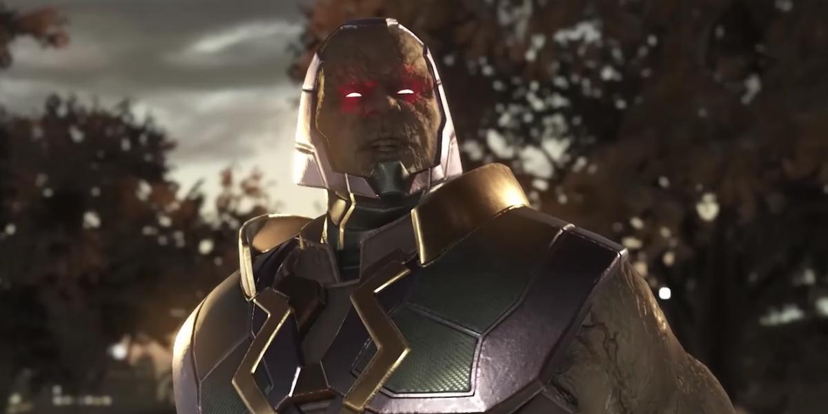 Darkseid in Injustice 2