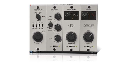 Universal Audio Century Tube Channel Strip review | MusicRadar