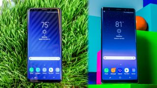 f5e02880e27 Samsung Galaxy S9 Plus vs Samsung Galaxy Note 8