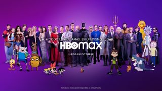 Portada de HBO Max para España