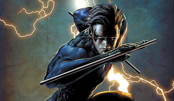 Nightwing escrima sticks