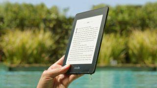 Best ereaders: Kindle
