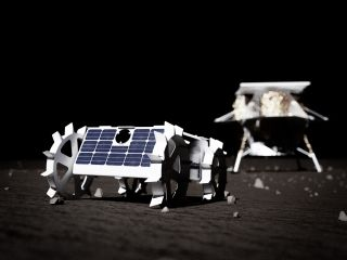Among the 14 companies NASA has selected as partners in working toward exploration of the moon and Mars is Astrobotic, which wants to build a CubeRover.