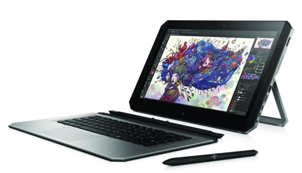 Best laptops for graphic design: HP ZBook X2