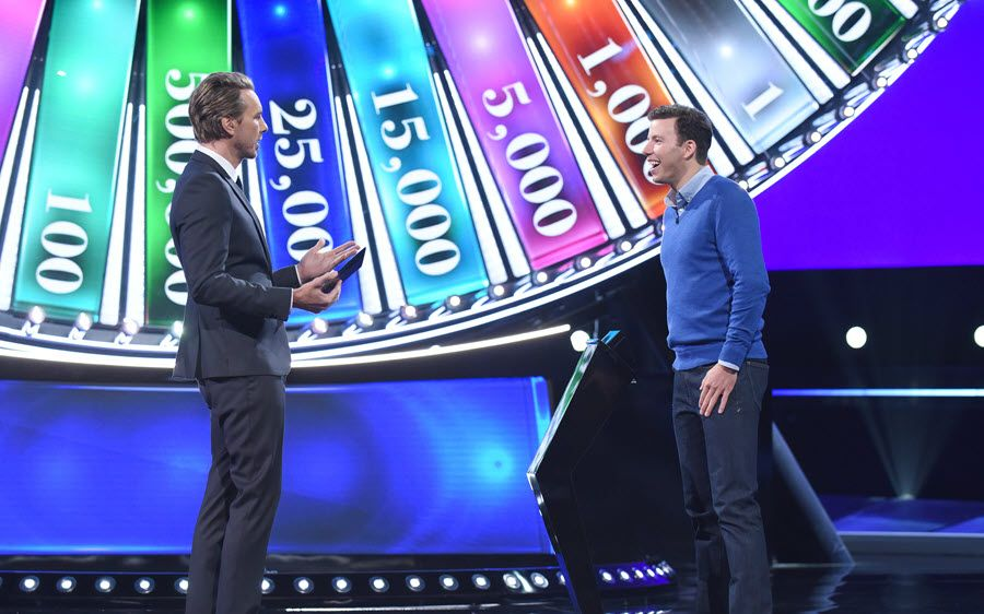 Primetime Ratings: Fox Wins With ?Spin the Wheel? Premiere