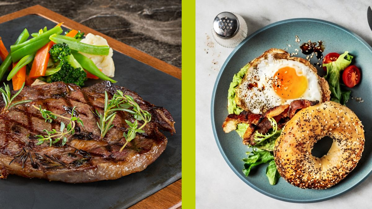 What time of day should you be eating protein – breakfast or dinner?