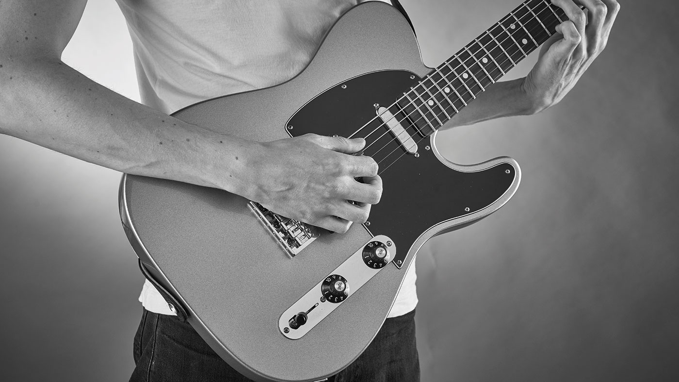 Develop your funk rhythm guitar grooves with these classic chord vamps
