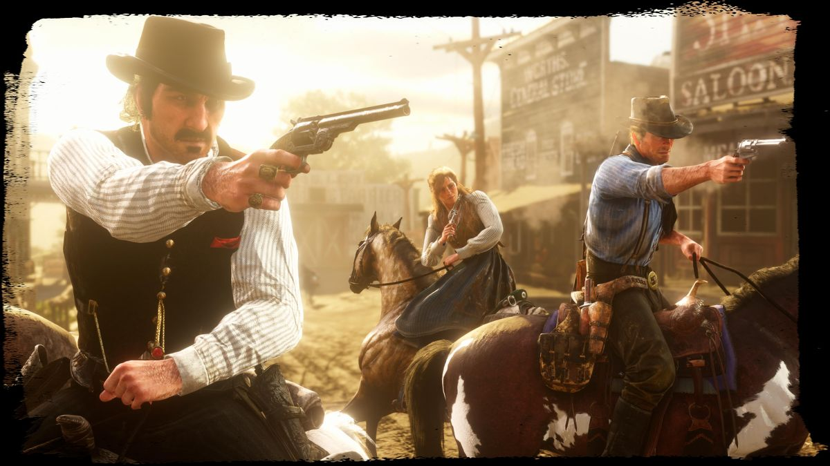 Red Dead Redemption 2 multiplayer mode Red Dead Online hits open beta this November