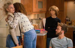 Bethany Platt is shocked at David's young new girlfriend in Coronation Street
