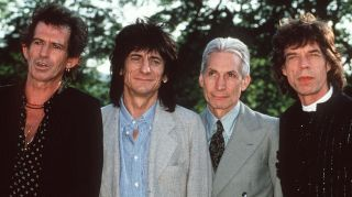 The Rolling Stones in 1995
