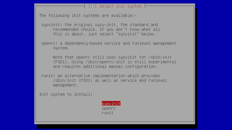 Screenshot of Devuan GNU+Linux distro 4