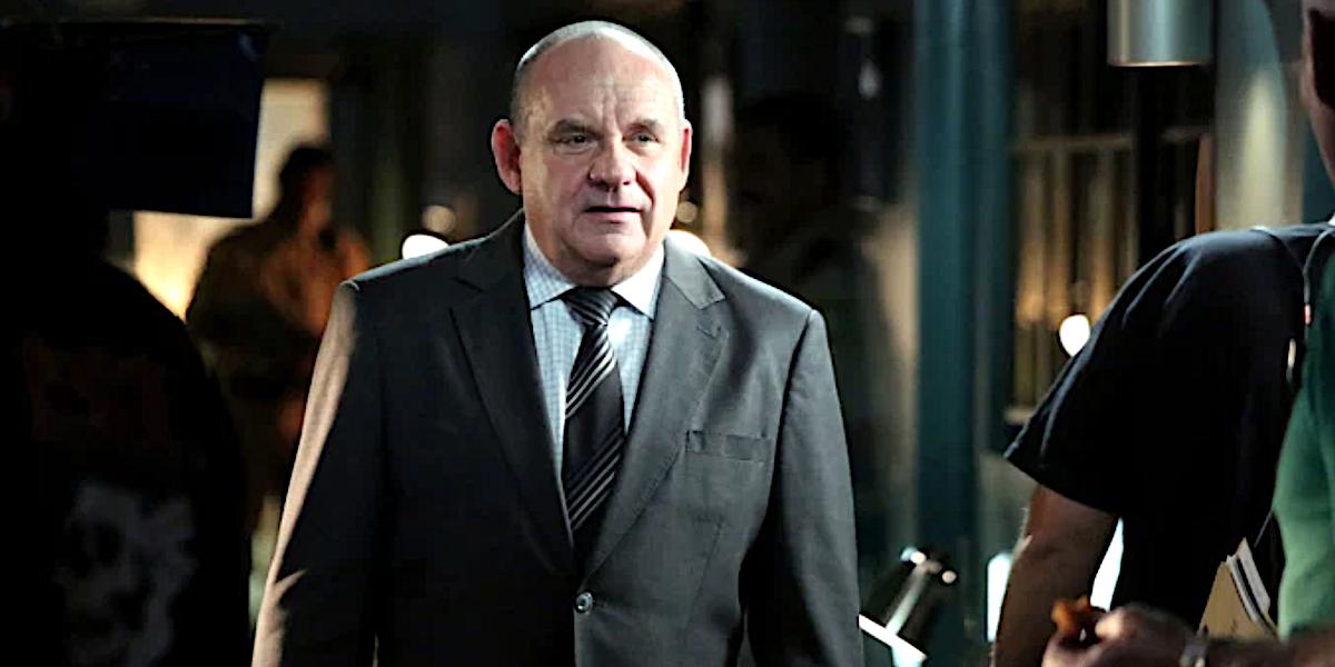 Paul Guilfoyle as Jim Brass in CSI: Crime Scene Investigation